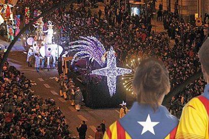 La última patochada independentista: quieren llenar de esteladas la cabalgata de los Reyes Magos