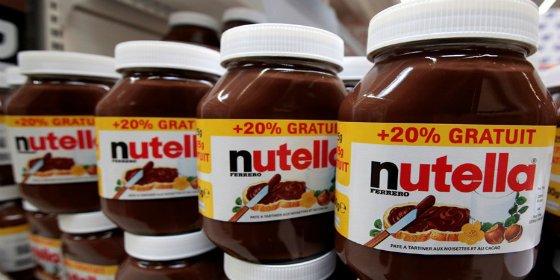 """¡Qué cacao! Alerta por un ingrediente de la Nutella que es """"potencialmente cancerígeno"""""""