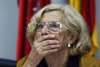 Carmena compara sin rubor a Trump con Hitler pero siempre mira hacia otro lado con las alegorías comunistas de sus concejales