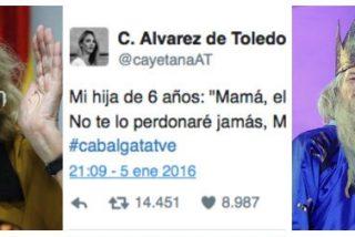 ¡Tiembla Cayetana!: Carmena prepara otra sorpresa con los trajes de los Reyes Magos