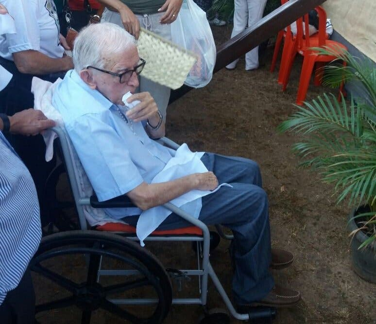 El proyecto de Casaldàliga en Brasil, con dificultades