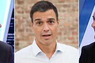 """Muchas risas con Pedro Sánchez: """"¿De qué te vale convencer a los militantes si para el resto eres un personaje entre ridículo y siniestro?"""""""