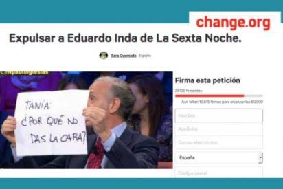 La vergüenza de Change.org: se ofrece como plataforma para linchar a Eduardo Inda