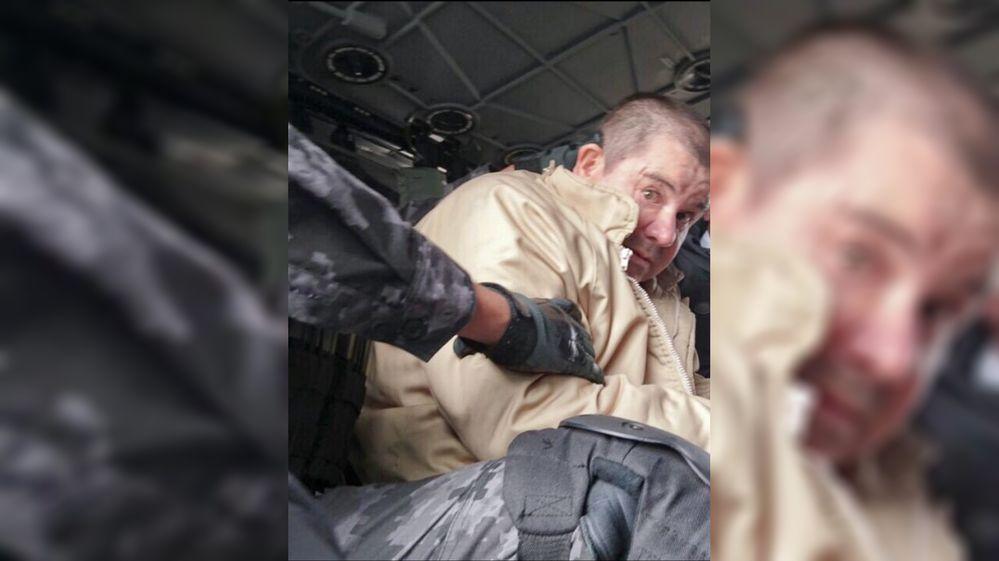 Joaquín 'El Chapo' Guzmán es extraditado por sorpresa a Estados Unidos... ¡puede ser condenado a pena de muerte!