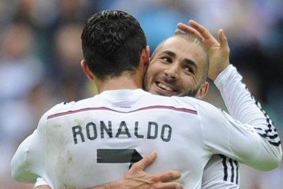 Confidencial: La charla entre Cristiano y Benzema sobre el futuro del francés