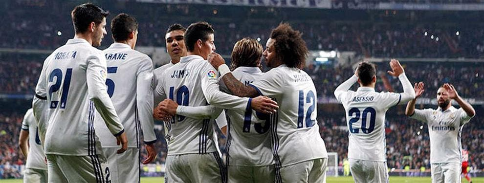 ¡Confirmado! Así será la nueva camiseta de Real Madrid para el 2016-2017