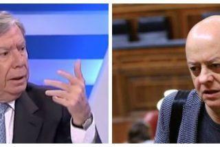 """El exministro Corcuera, a dentelladas contra Odón Elorza: """"Usted no es prototipo de ética"""""""