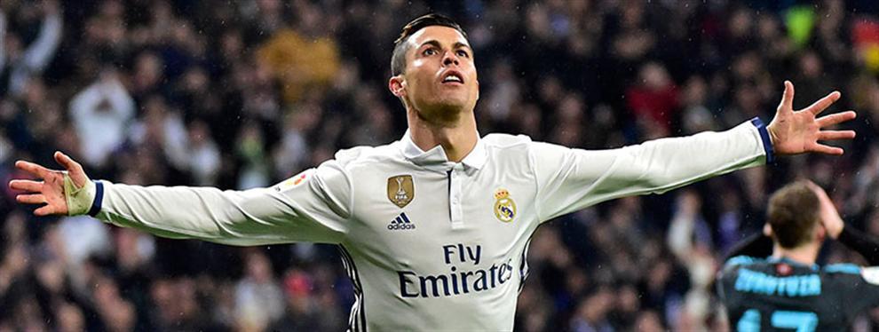 ¡Cristiano Ronaldo abandera la nueva 'rajada' del vestuario del Real Madrid!