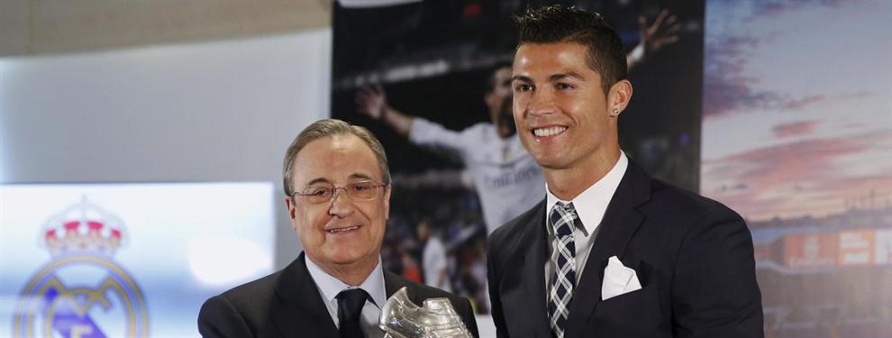 Cristiano Ronaldo pone un fichaje sobre la mesa del Madrid para liquidar a Messi