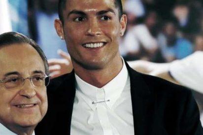 Cristiano Ronaldo y su nueva 'amenaza' al Madrid