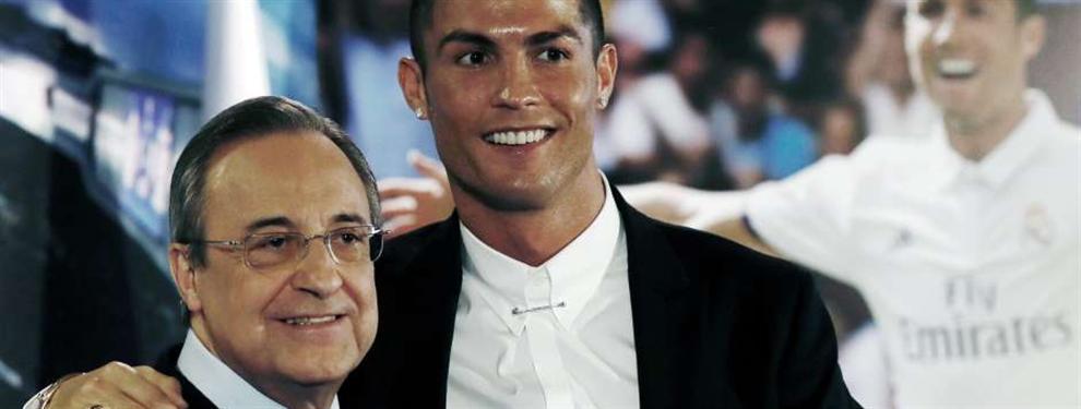 Cristiano Ronaldo y su nueva 'amenaza' (Florentino Pérez toma nota)