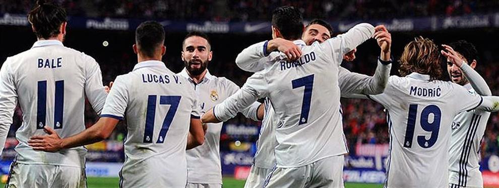 ¿Cuánto gastaron los jugadores del Madrid cuando jugaron al amigo invisible?