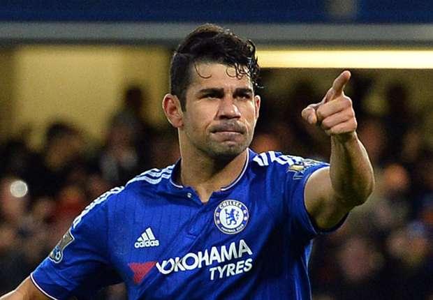 Diego Costa, apartado de la disciplina del Chelsea por una oferta de la Liga china