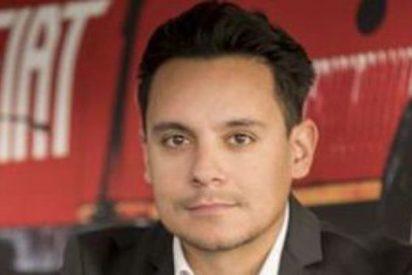 Guillermo García, nuevo dircom de Fiat Chrysler en España