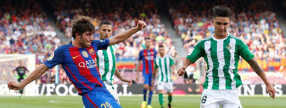 Disparan las alarmas por el chileno Felipe Gutiérrez en el Betis