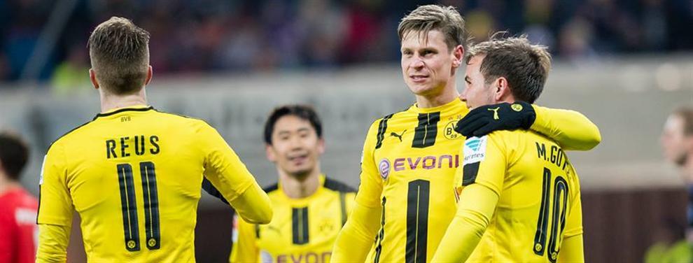 Dortmund visita a Werder Bremen buscando recuperar posiciones