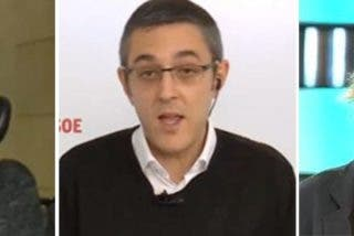 Echenique arremete contra Madina y el PSOE hasta que se lleva un zurriagazo de Susanna Griso