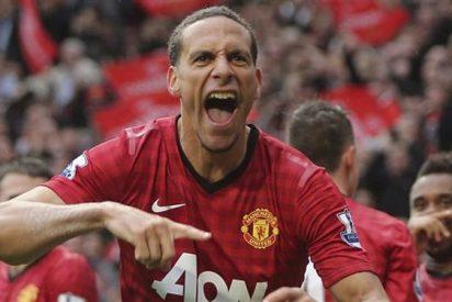 ¡El amor sigue intacto! Así gritó una leyenda de Manchester United un gol en TV