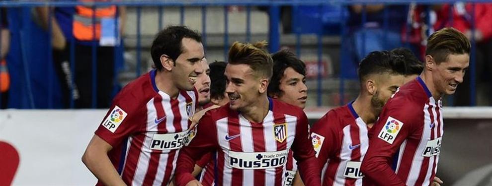 El Atlético de Madrid pone pie y medio en semifinales de Copa del Rey