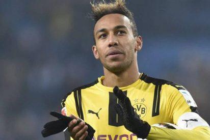 El Borussia Dortmund le comunica al Barça cuánto le costaría fichar a Aubameyang