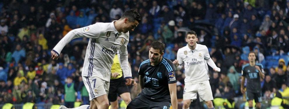 El brutal insulto de Cristiano Ronaldo y la dura reacción de su Presidente