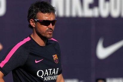 El candidato de Luis Suárez para sustituir a Luis Enrique en el Barça