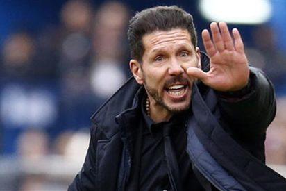 El castigo que le impuso el Cholo Simeone a un peso pesado de Atlético Madrid
