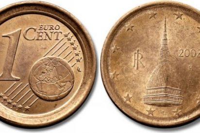 Monedas de euro por las que te pagarían una fortuna