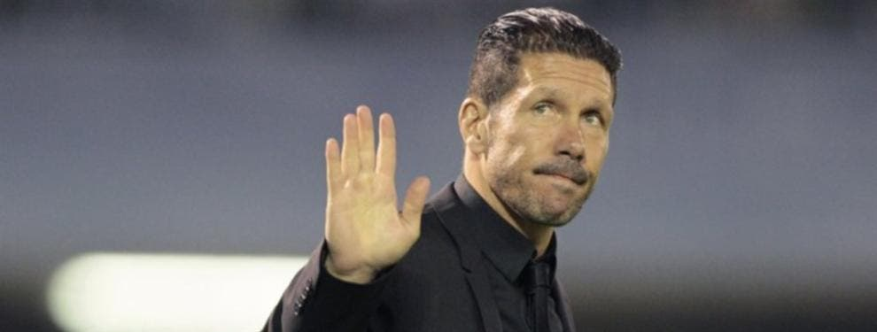 El Cholo Simeone suelta una bomba sobre su futuro en el Atlético