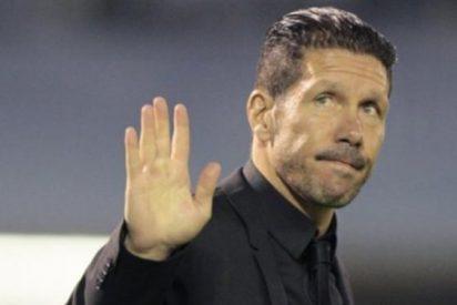 """Cholo Simeone: """"Juanfran puede darnos cosas importantes como extremo derecho"""""""