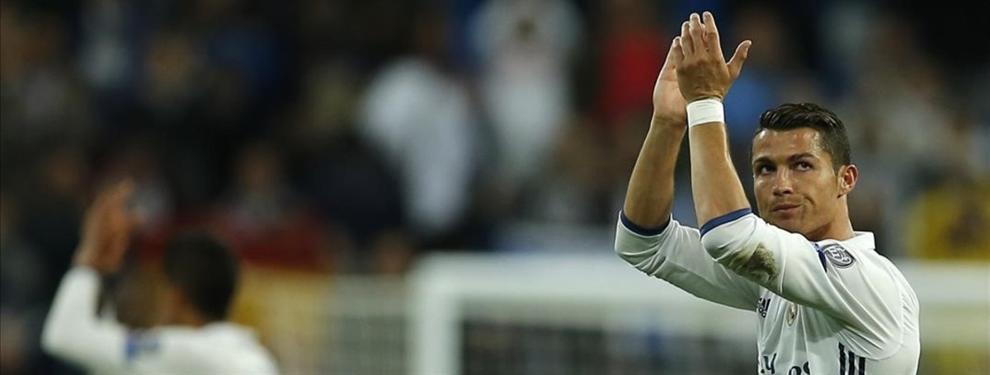 El cotilleo del vestuario del Madrid que destroza a Cristiano Ronaldo
