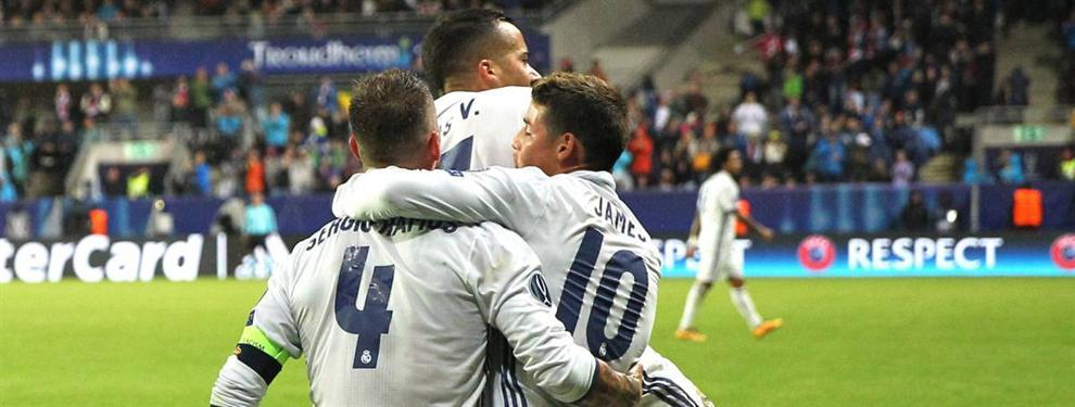 El crack del Real Madrid que presiona a Florentino Pérez con el Barça