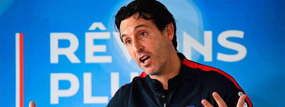 El crack europeo que Unai Emery le ha robado al Valencia para el PSG