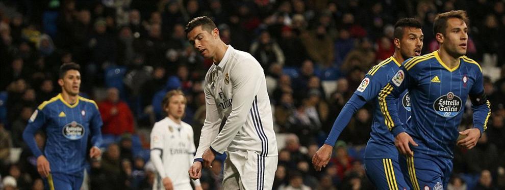 El dato que instala la crisis en el Madrid (y pone a Zidane contra las cuerdas)