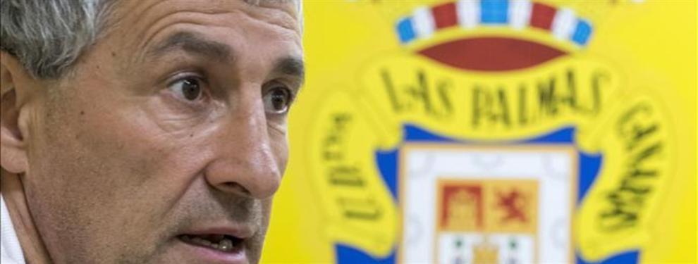El ex del Barça que puede ser un 'bombazo' de invierno: Las Palmas le pretende