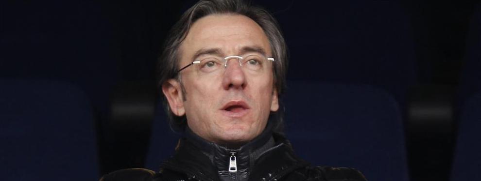 El fichaje tapado de una estrella que el Valencia negocia en Italia