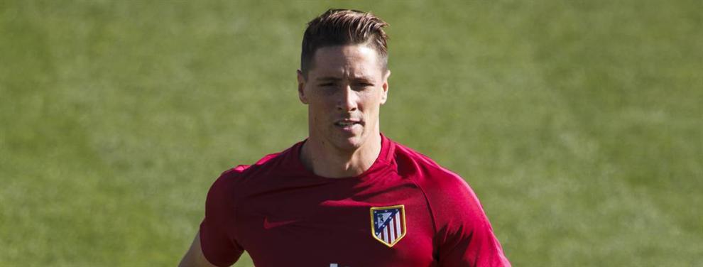 El 'fraude' que desnuda la precaria situación de Torres en el Atlético de Madrid