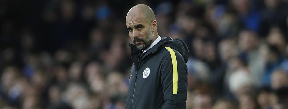 El jugador español que Guardiola se empeña en traerse al Manchester City