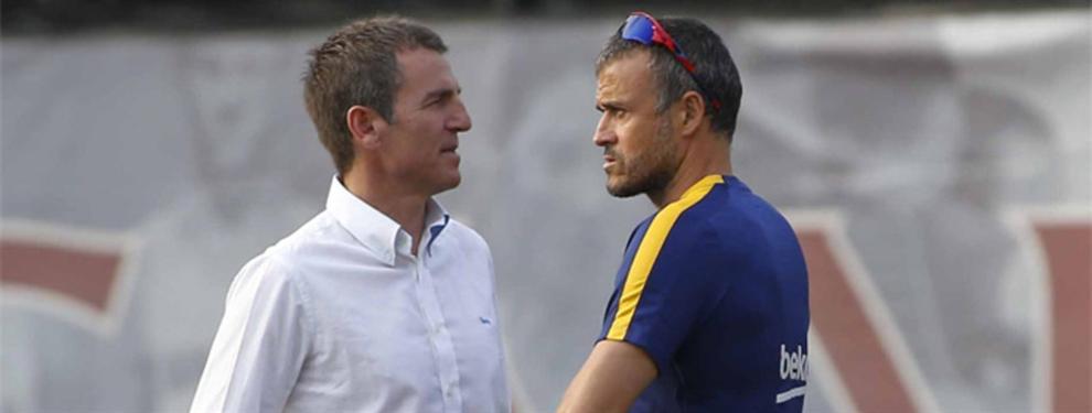 El jugador que le cierra la puerta a reforzar la defensa del Barça
