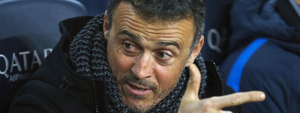 El jugador que se baja del barco tras el Betis-Barça (y culpa a Luis Enrique)