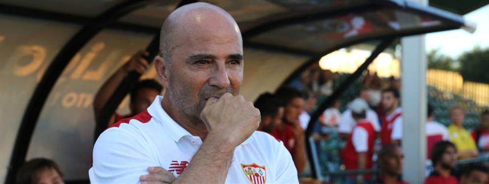 El jugador que se ha declarado en rebeldía para firmar por el Sevilla
