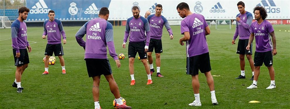 El jugador que vuelve a sacar (viejos) trapos sucios del Madrid en privado