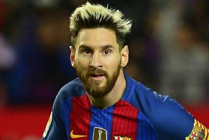 Messi se coloca como máximo goleador en solitario tras su gol ante el Villarreal