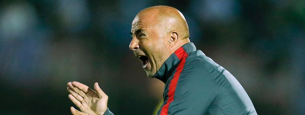 El mensaje de Sampaoli que pone a cien a su equipo para el duelo ante el Madrid