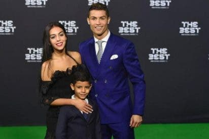 El mensaje (privado) de Cristiano Ronaldo a Messi en la Gala de ?The Best?