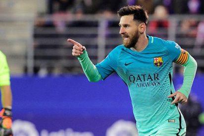 El mensaje que le envía Messi a Cristiano Ronaldo fuera de cámara