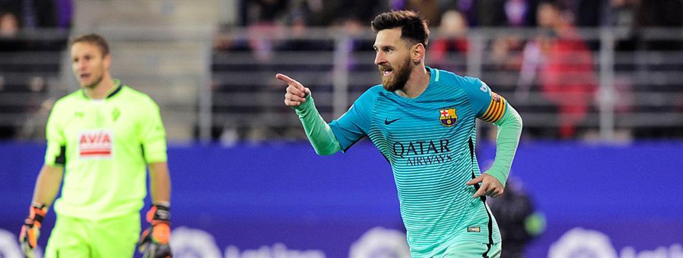 El mensaje que manda Messi a Cristiano Ronaldo fuera de cámara