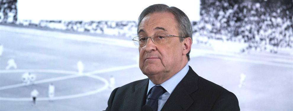 El objetivo del Real Madrid que le da con la puerta en las narices a Florentino
