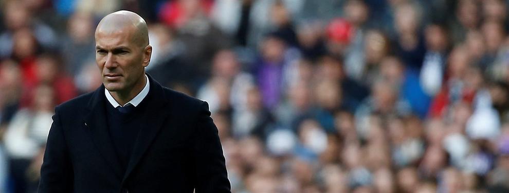 El objetivo más deseado por Zidane se escapa del Real Madrid