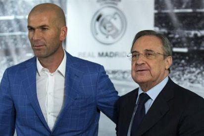 El objetivo (muy difícil) que le ha marcado Florentino a Zidane